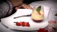 Voir la recette: Tiramisu aux framboises