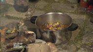Voir la recette: Colombo de poulet aux légumes et dachine