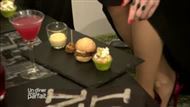 Voir la recette : Mini cupcakes façon Ceasar Salad
