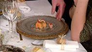 Voir la recette : Homard breton au melon