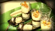 Voir la recette : Velouté de courgette à la menthe et parmesan