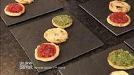 Voir la recette: Trilogie italienne
