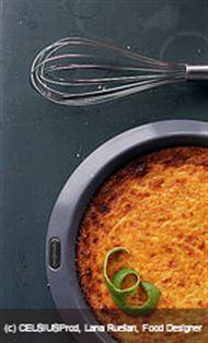 Voir la recette: Flan Pâtissier au citron