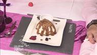 Voir la recette : Mini charlotte au foie gras et pain d'épices