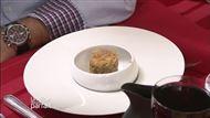 Voir la recette : Borsh en version froide avec la langue de bœuf braisée