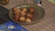 Voir la recette : Fritures dorées et ses plantains