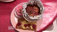 Voir la recette: Papillote de fruits aux épices