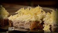 Voir la recette : Trilogie de tartines fermières avec son bouillon