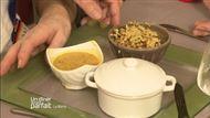 Voir la recette : Poulet coco curry