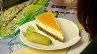 Voir la recette: Cheesecake exotique